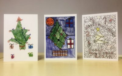 Christmas Card Competition Winners